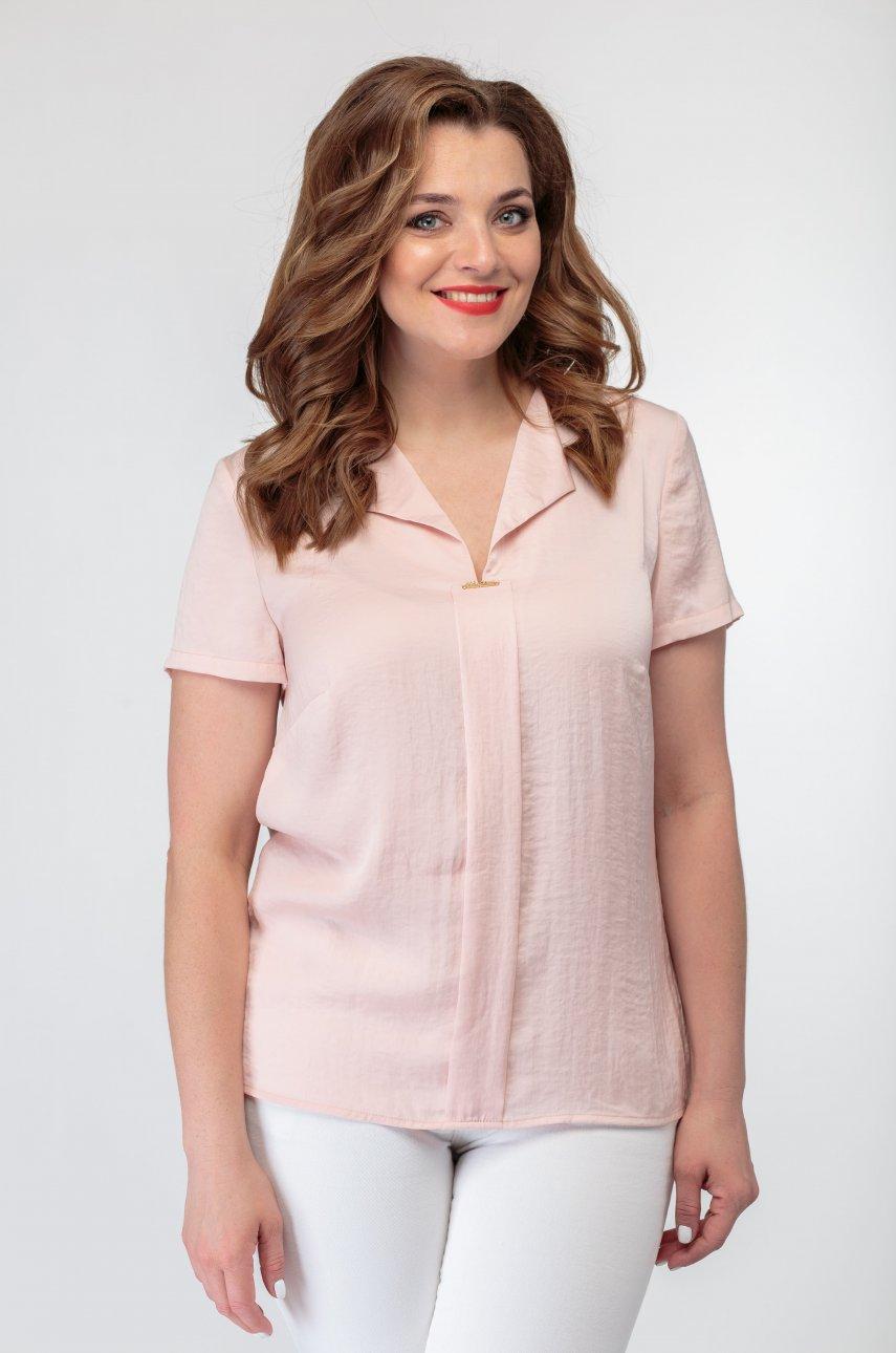 Блуза Anelli 514 персик