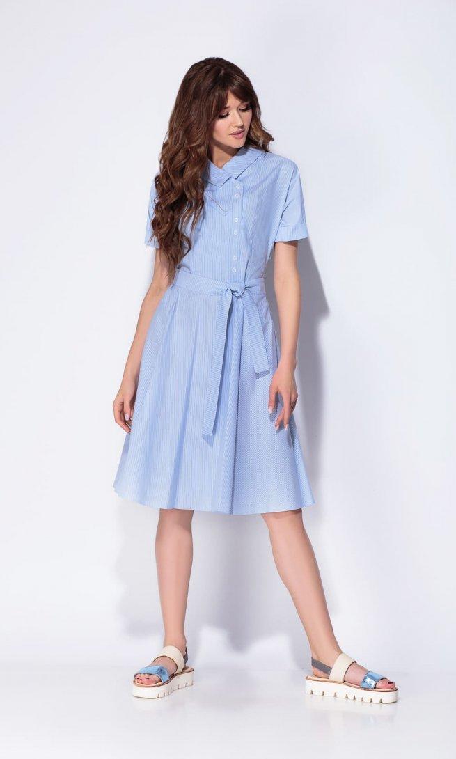 Платье Anna Majewska 1197 Azure