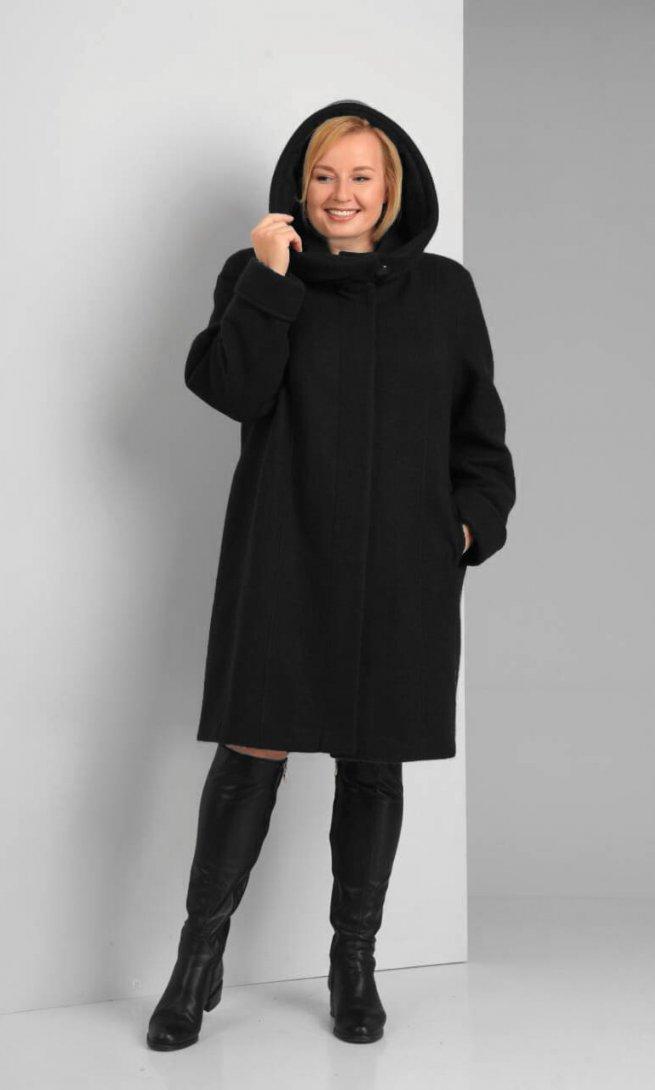 Пальто Diamant 1016 черный