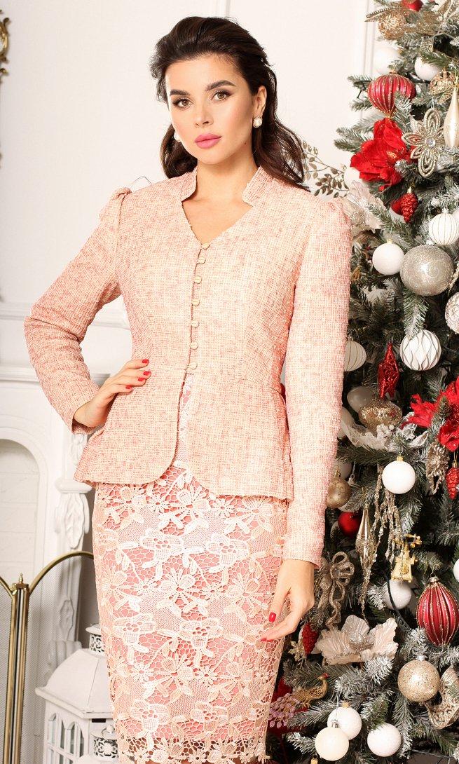 Костюм Мода Юрс 2319 розовый