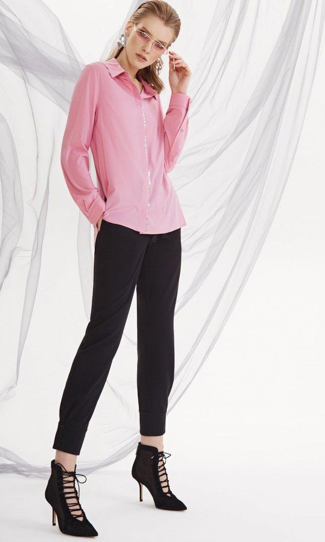 Блуза Di-Lia Fashion 0144-1 розовая