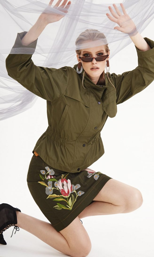 Куртка Di-Lia Fashion 0189