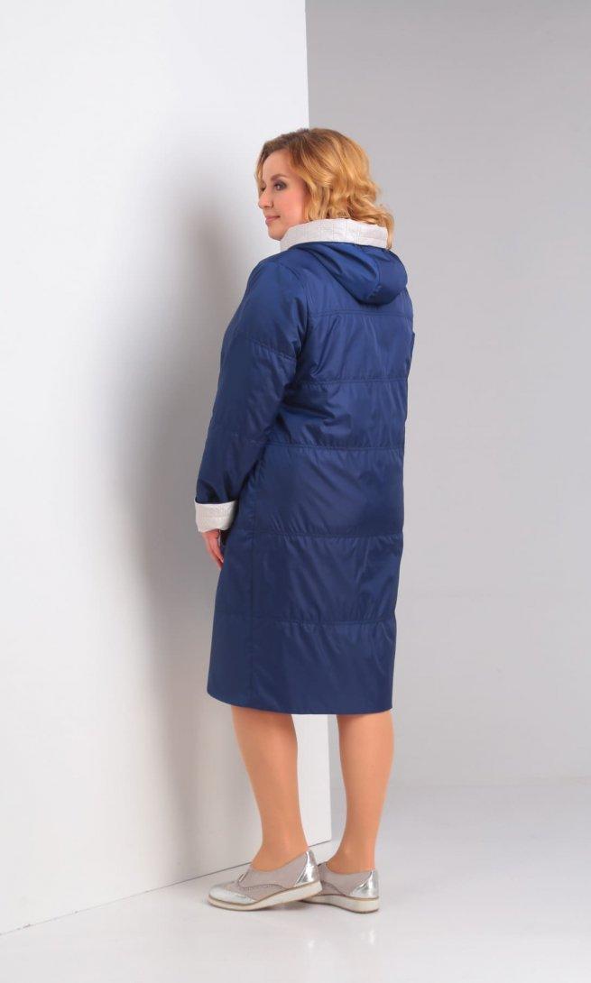 Куртка Diamant 1328 сине-серая