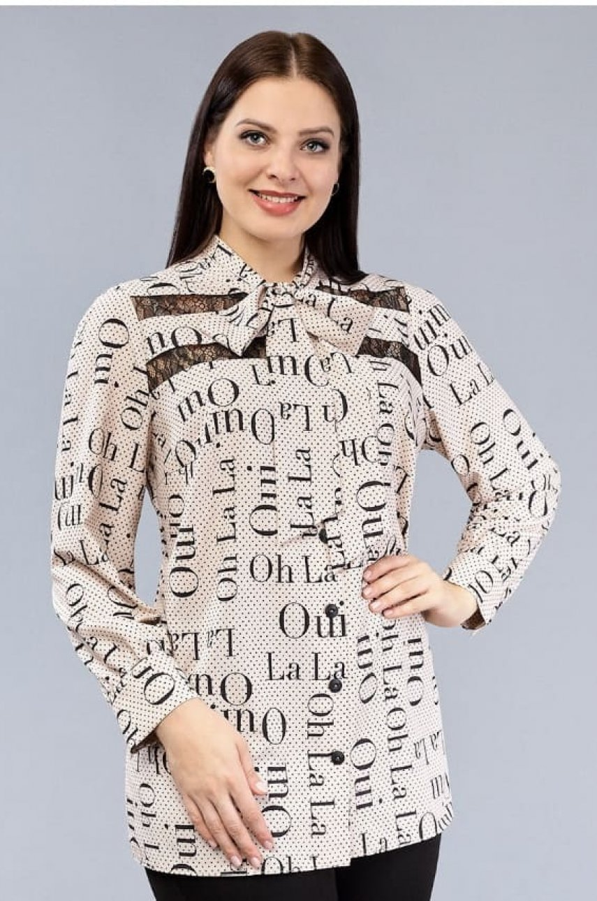 Блуза Emilia 4627