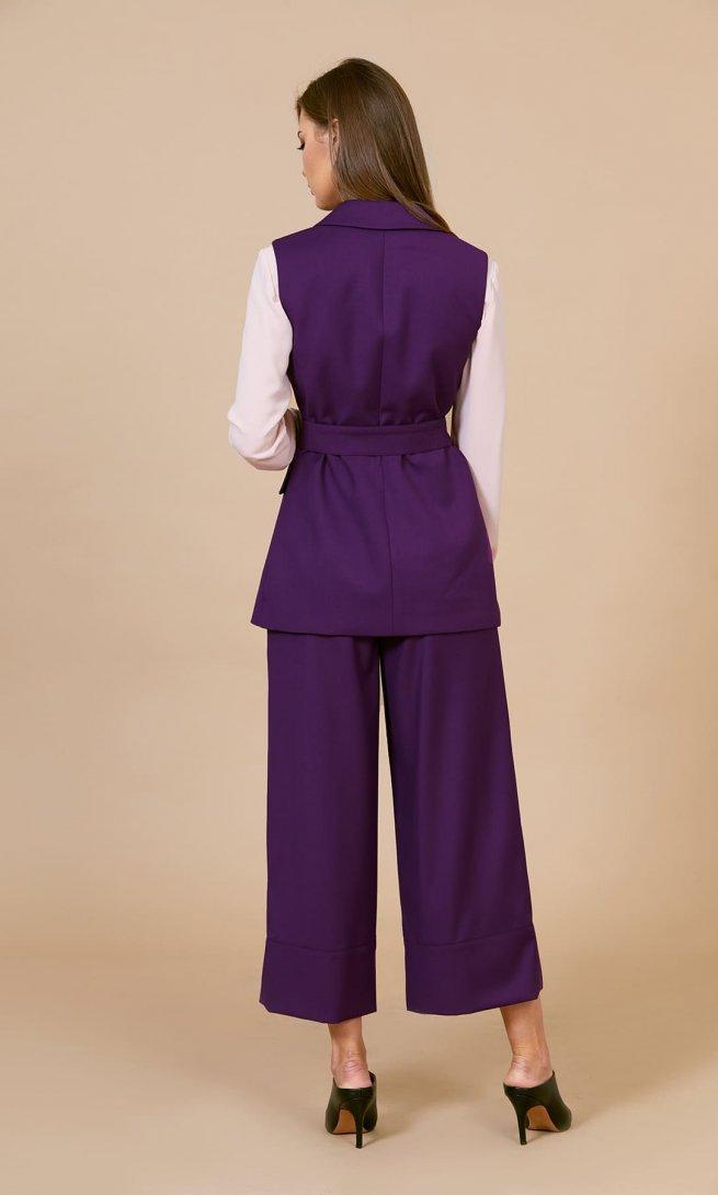 Жилет Eola 1708 фиолетовый