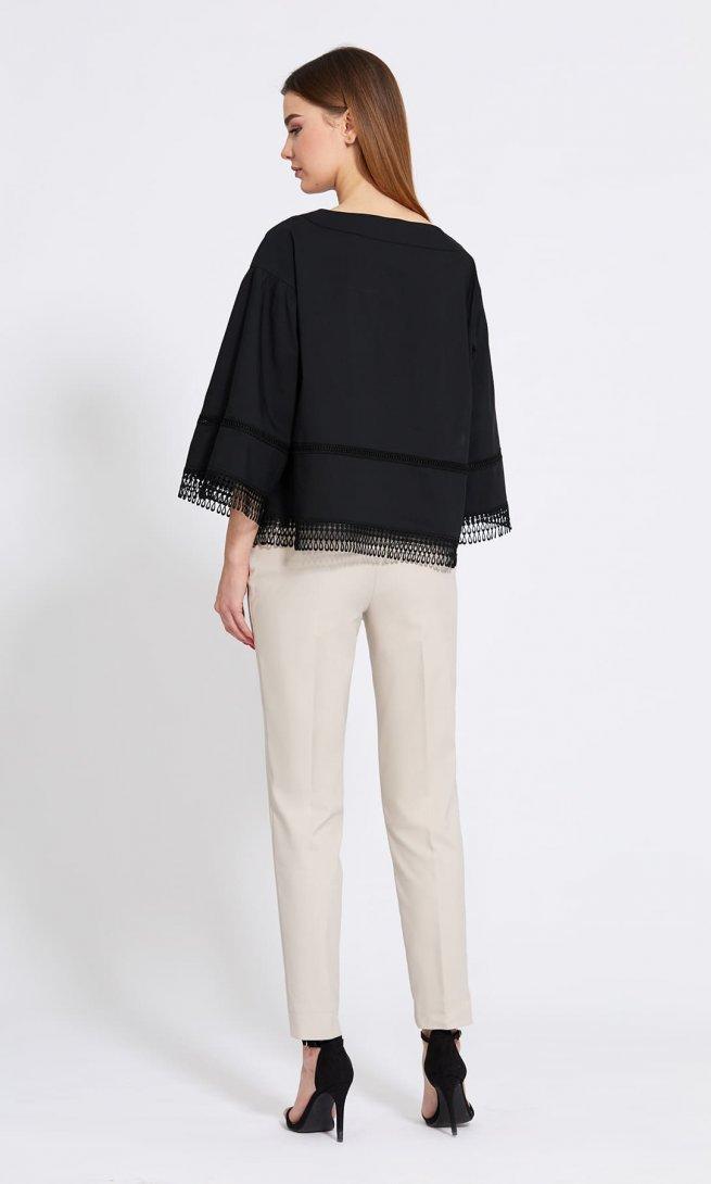 Блуза Eola 1834 чёрный