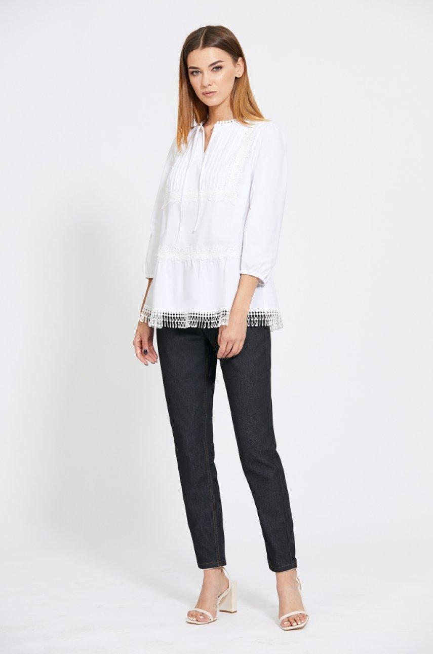 Блуза Eola 1844 молочный