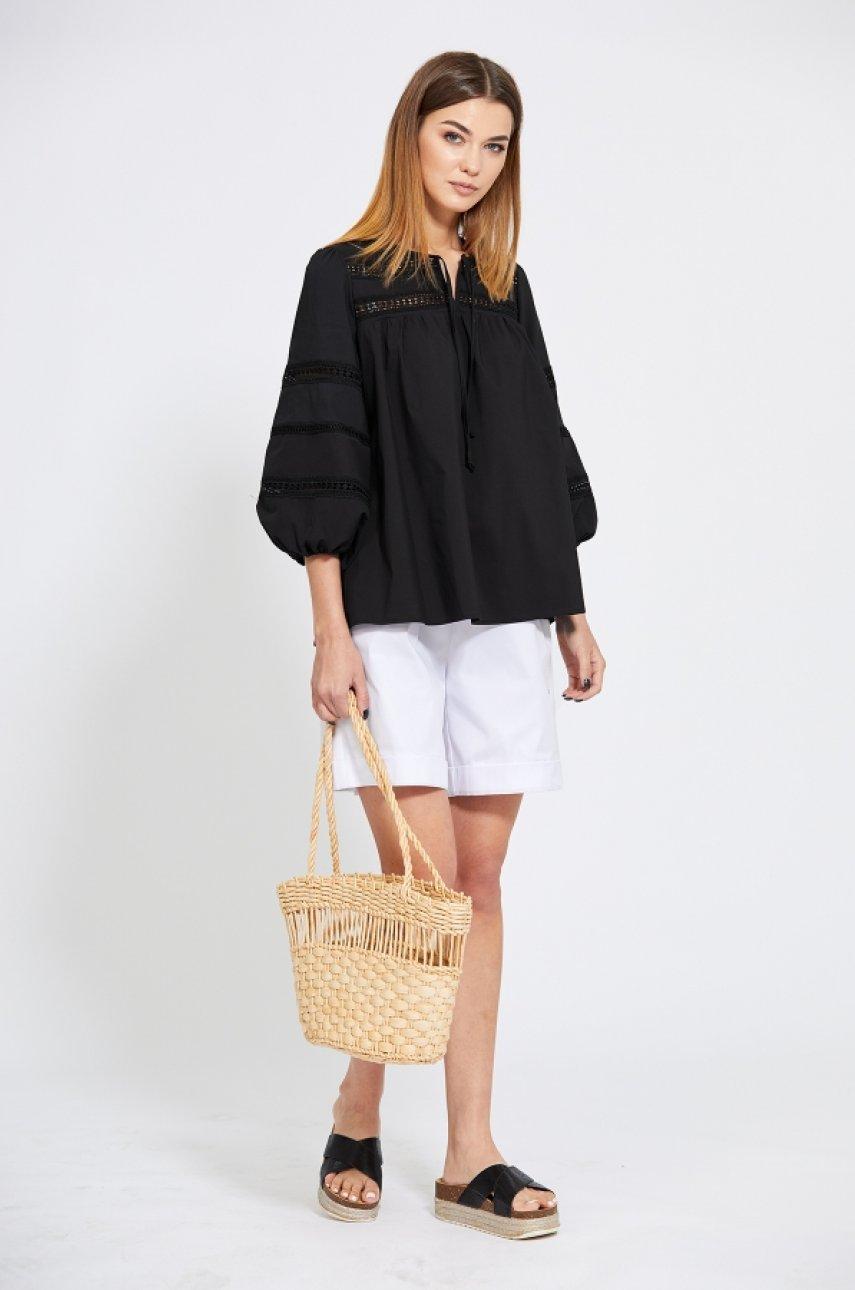 Блуза Eola 1847 чёрный