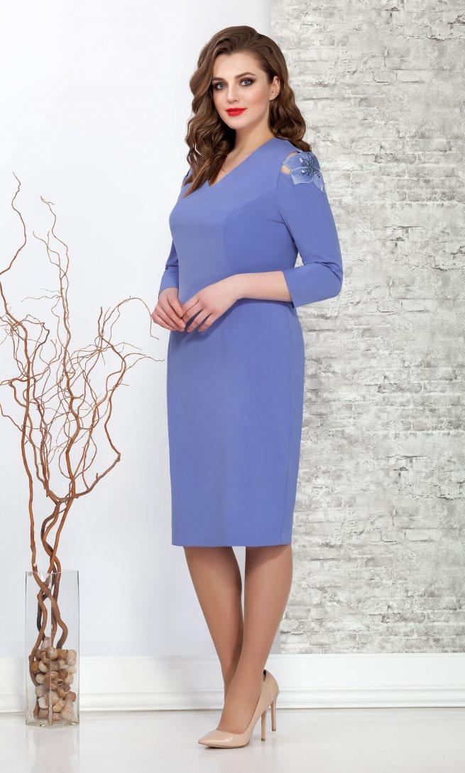 Платье Ivelta 1623 голубое