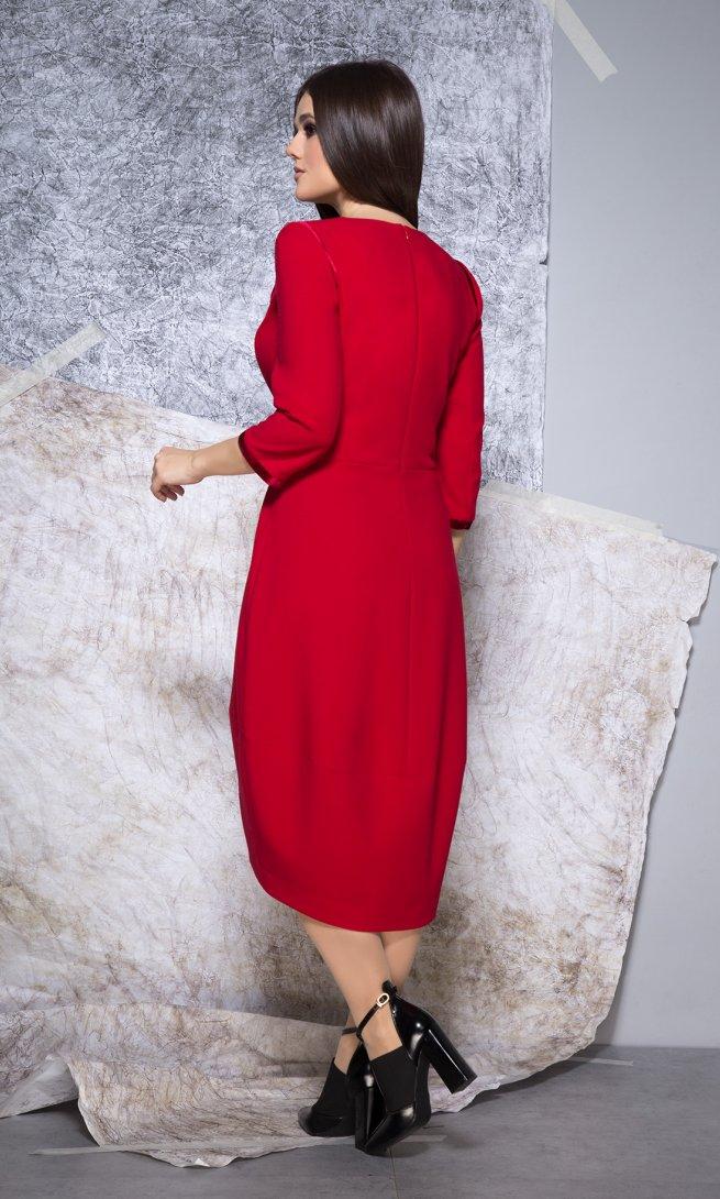 Платье JeRusi 1914-красное