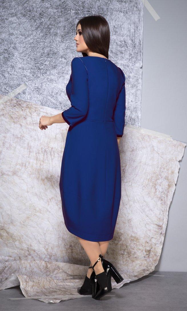 Платье JeRusi 1914-василек