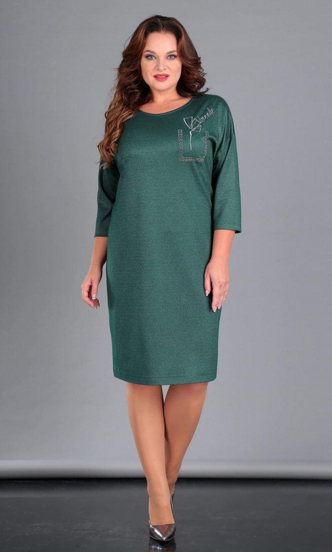 Платье Jurimex 2053 зеленое