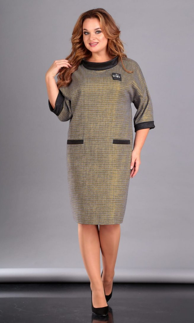 Платье Jurimex 2087 желтое