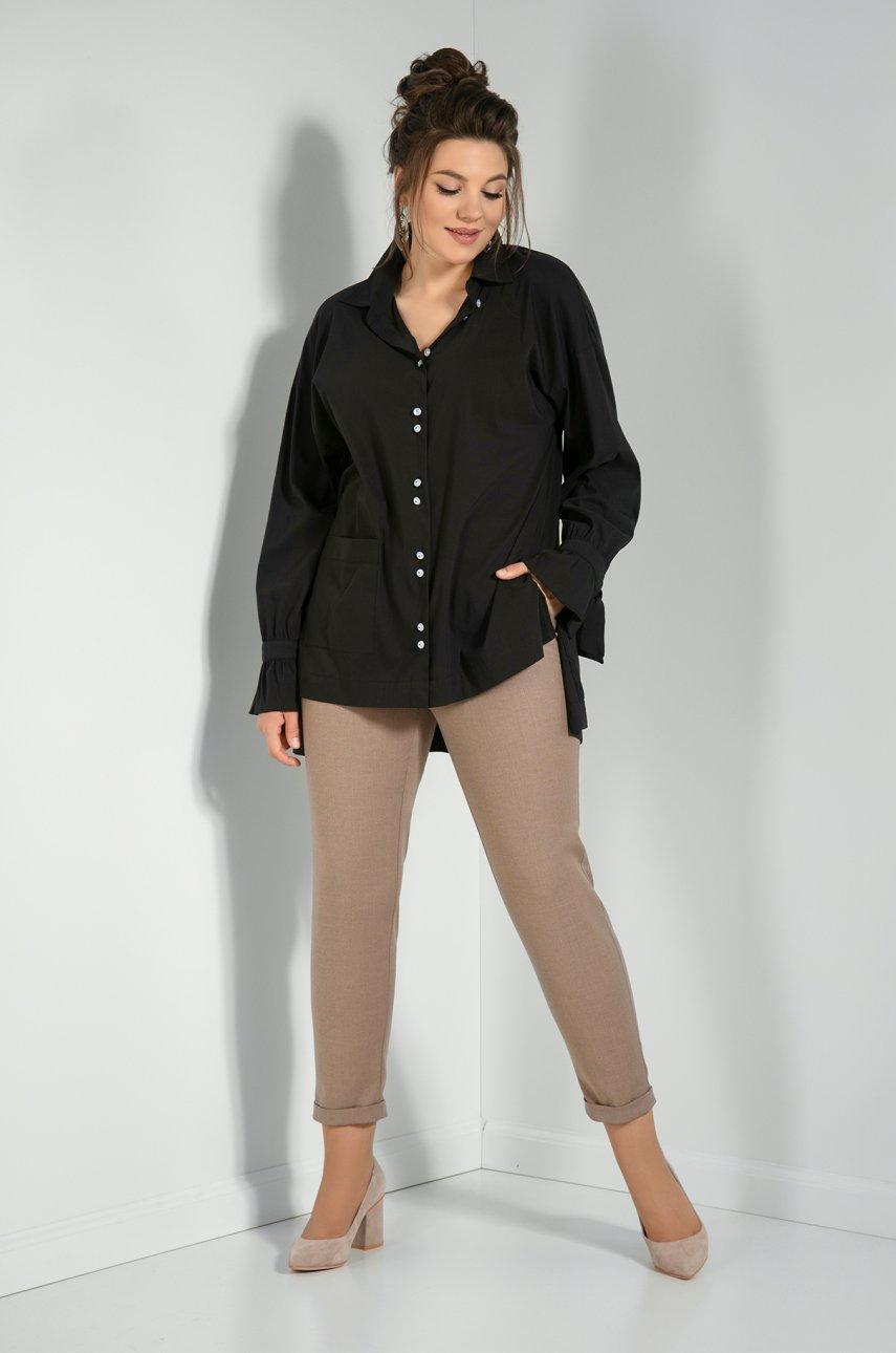 Блуза JeRusi 2080 черный