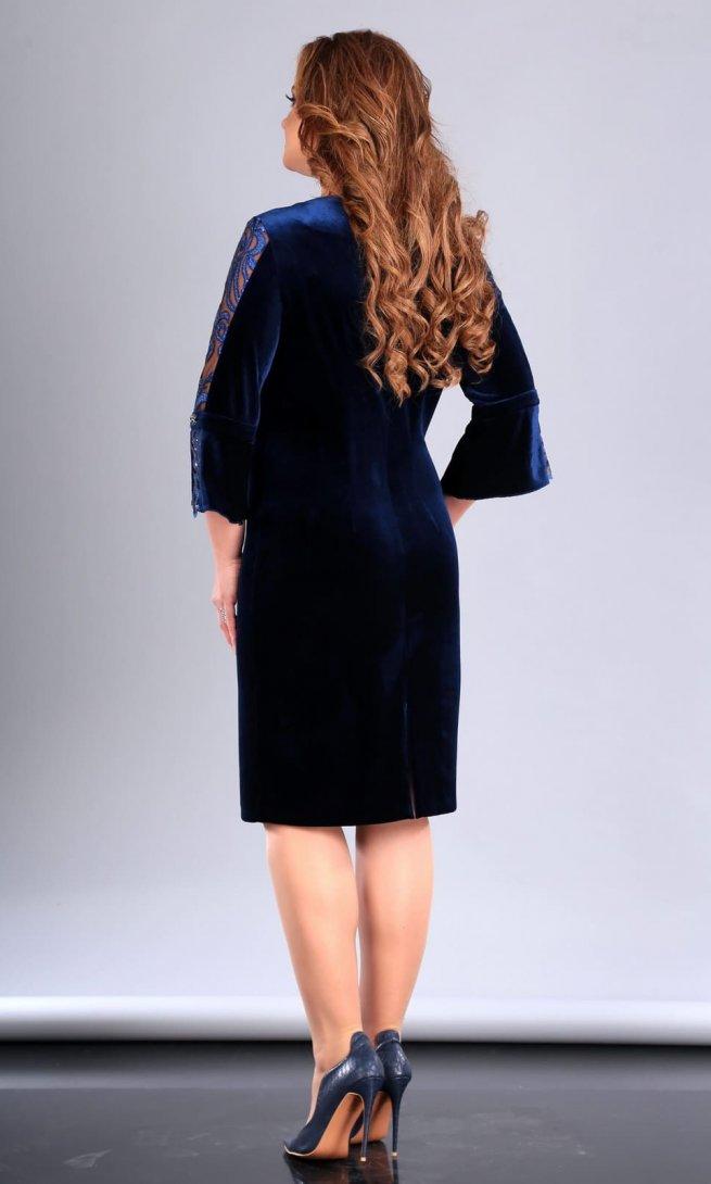 Платье Jurimex 2136 синее