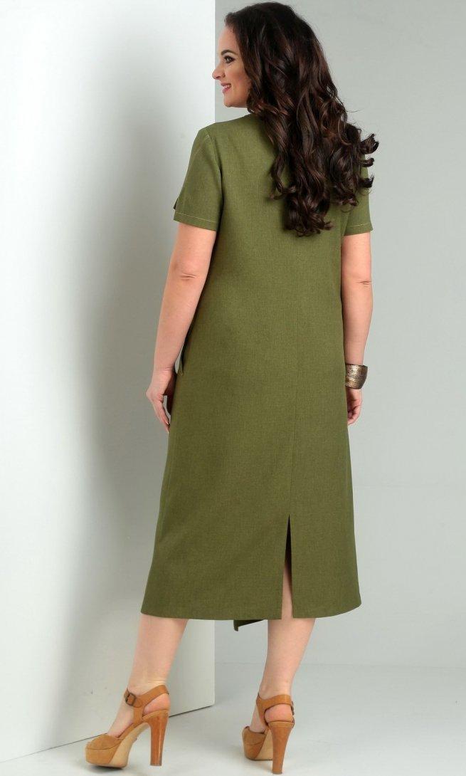 Платье Jurimex 1956 оливка