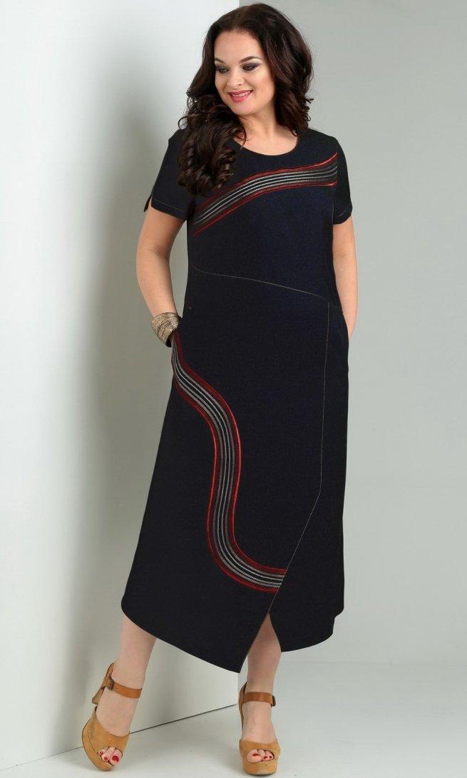 Платье Jurimex 1956 темно-синий