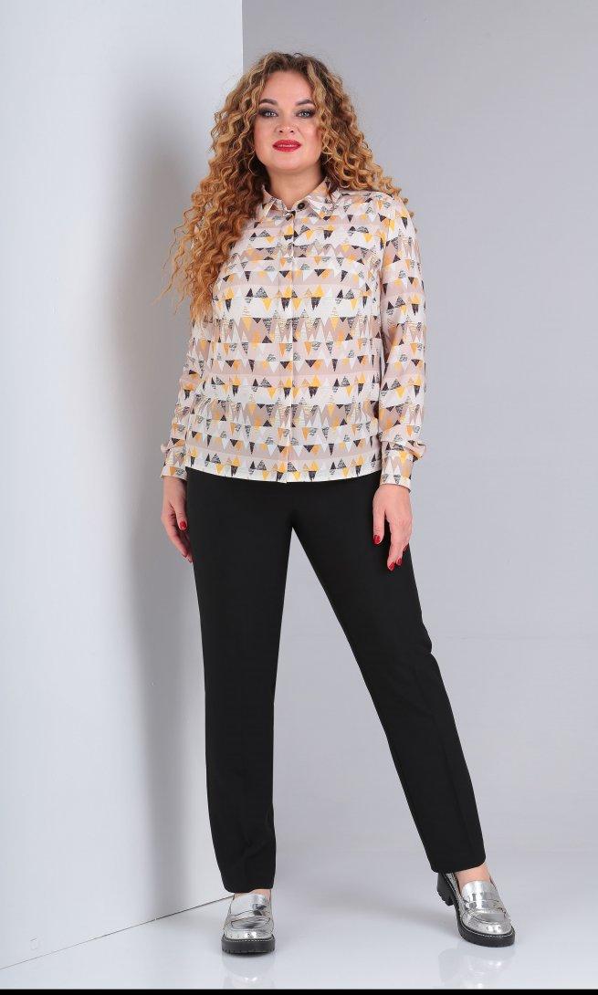 Блуза Карина Делюкс 212Б