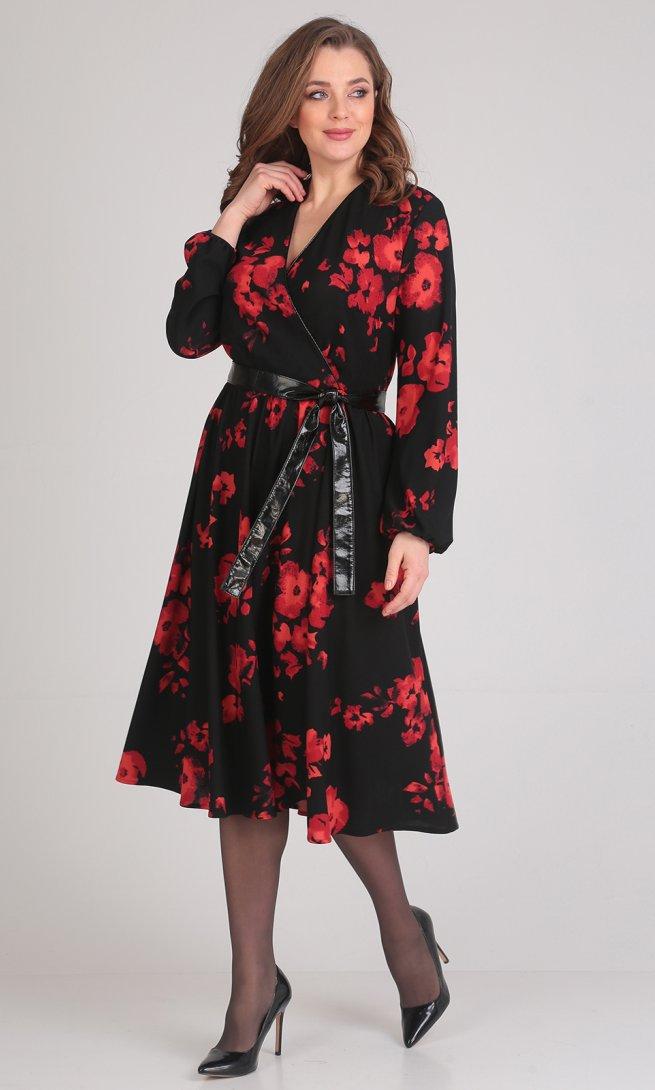 Платье Ladis Line 1044