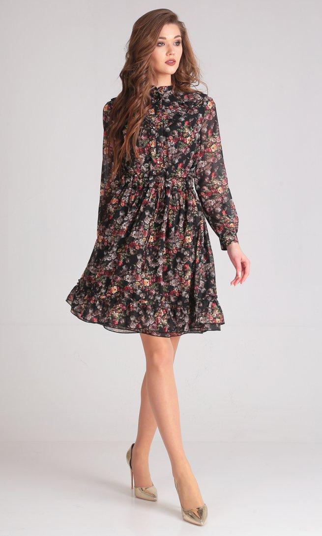 Платье Ladis Line 1046