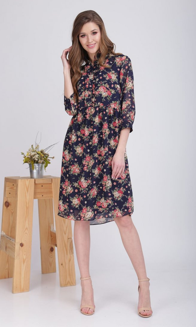 Платье Ladis Line 1070