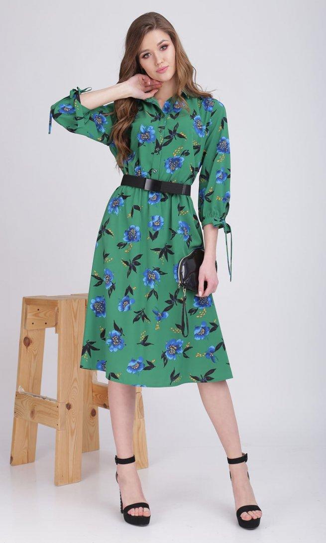 Платье Ladis Line 1076