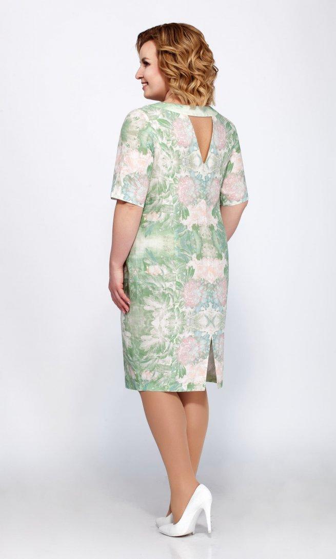 Платье LaKona 1193 нежно-зеленый