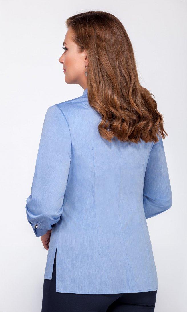 Блуза LaKona 1157/0 голубая