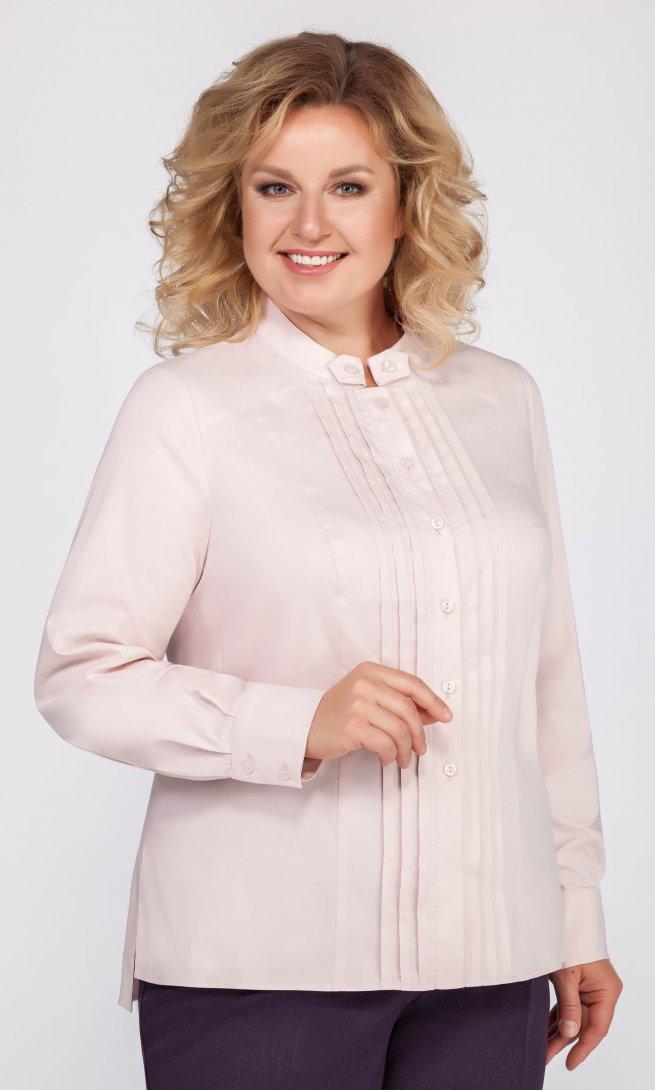 Блуза LaKona 1157/0 пудра