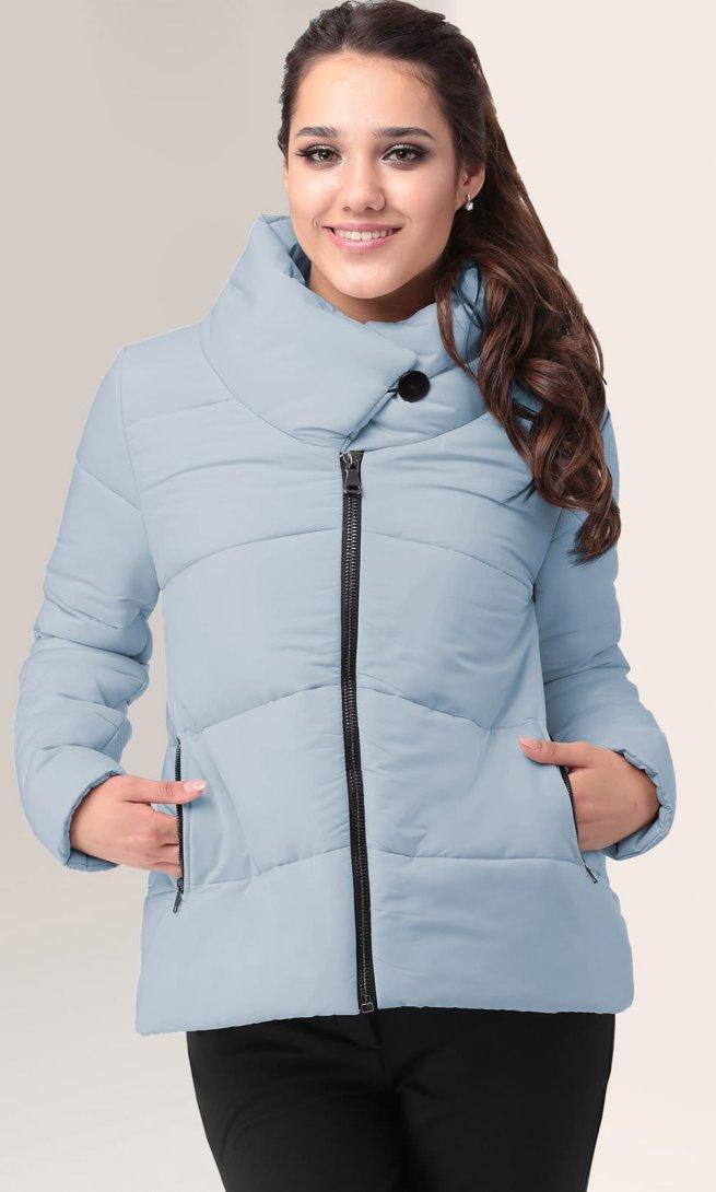 Куртка LeNata 11039 ментоловая