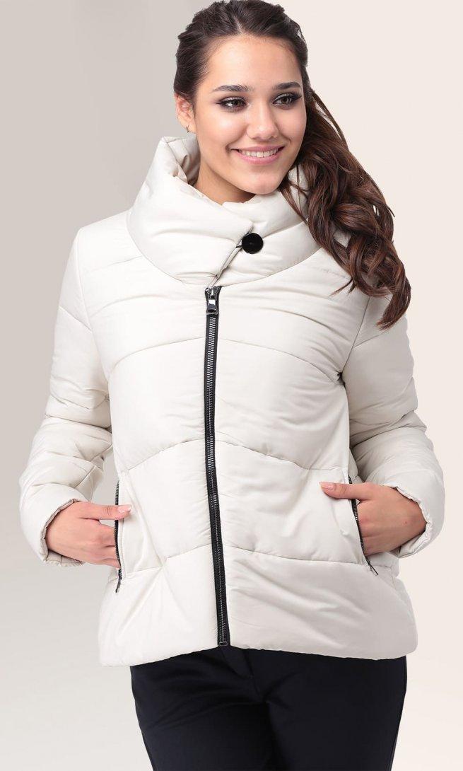 Куртка LeNata 11039 бежевая