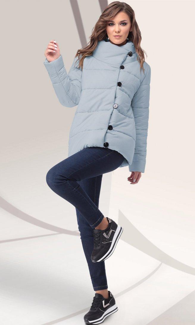 Куртка LeNata 11042 ментоловая