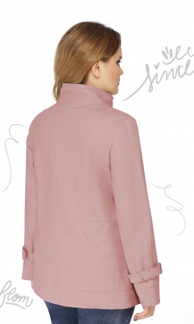Куртка LeNata 11855 пудра