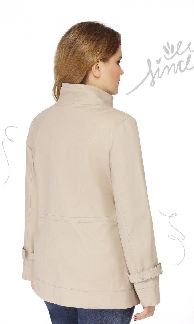 Куртка LeNata 11855 бежевая