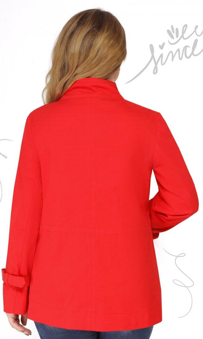 Куртка LeNata 11855 красная