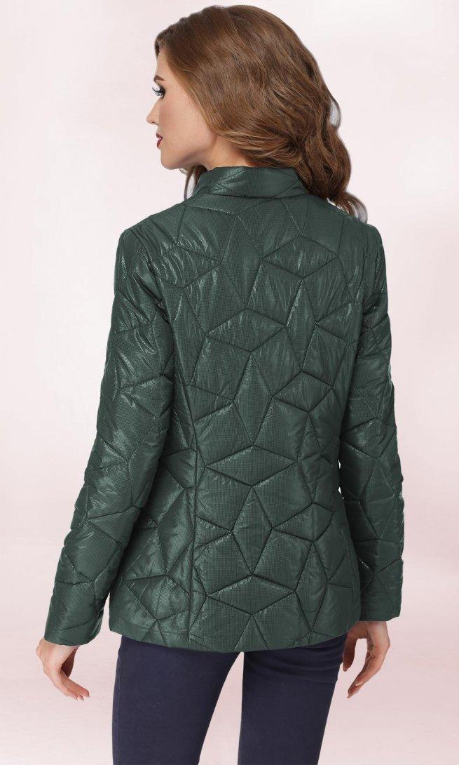 Куртка LeNata 12869 изумруд