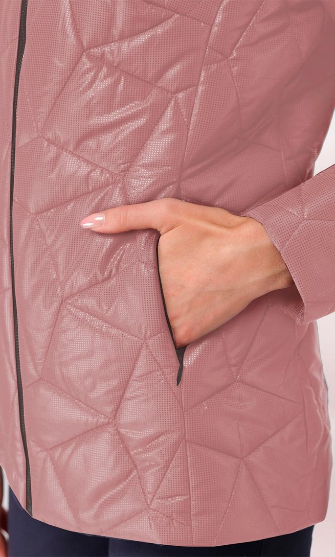 Куртка LeNata 12869 пудра