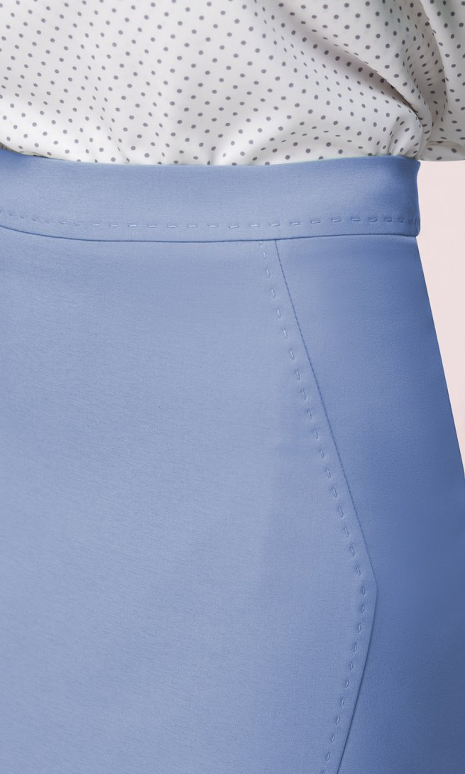 Костюм LeNata 21990 темно-голубой