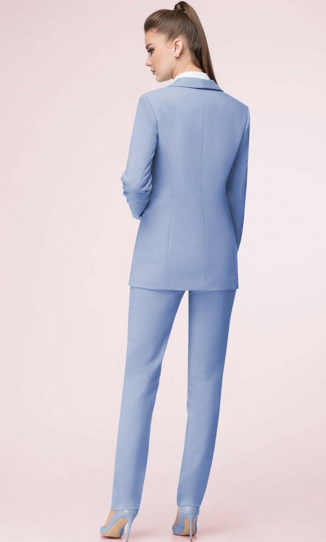 Костюм LeNata 31694 темно-голубой