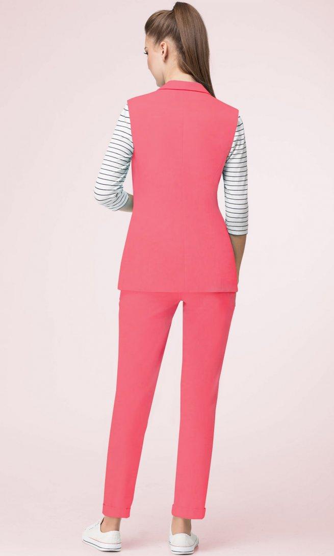 Костюм LeNata 31700 розовый коралл