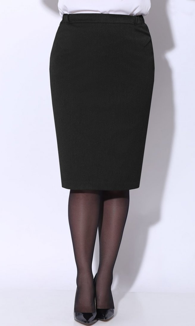 Юбка LeNata 12988 черная