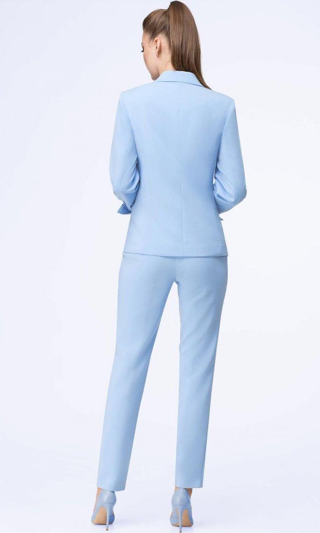 Костюм LeNata 31796 светло-голубой