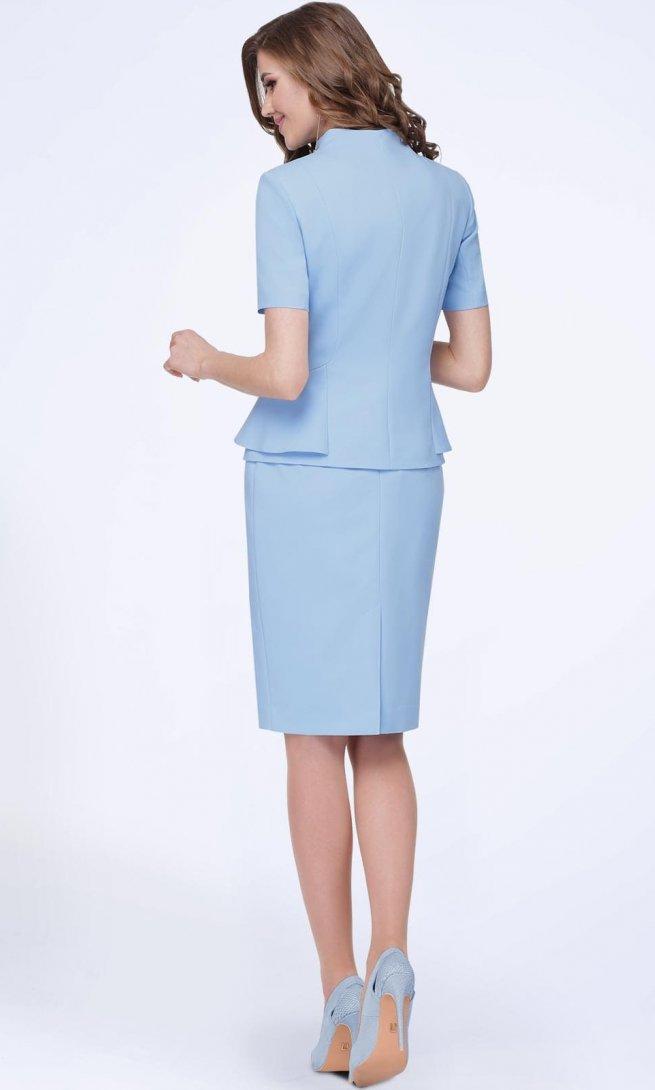Костюм LeNata 31993 светло-голубой