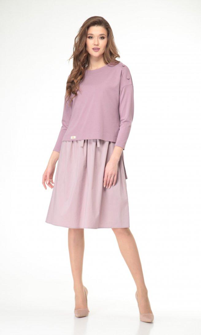 Комплект Карина Делюкс В-211 розовый