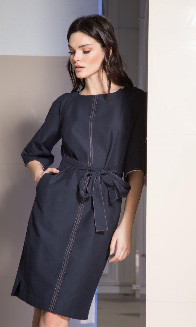 Платье Lokka 462 джинс