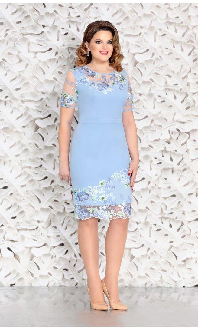 Платье Mira Fashion 4598