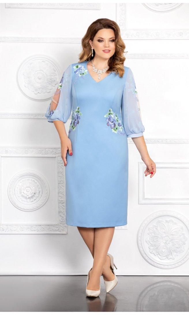 Платье Mira Fashion 4669