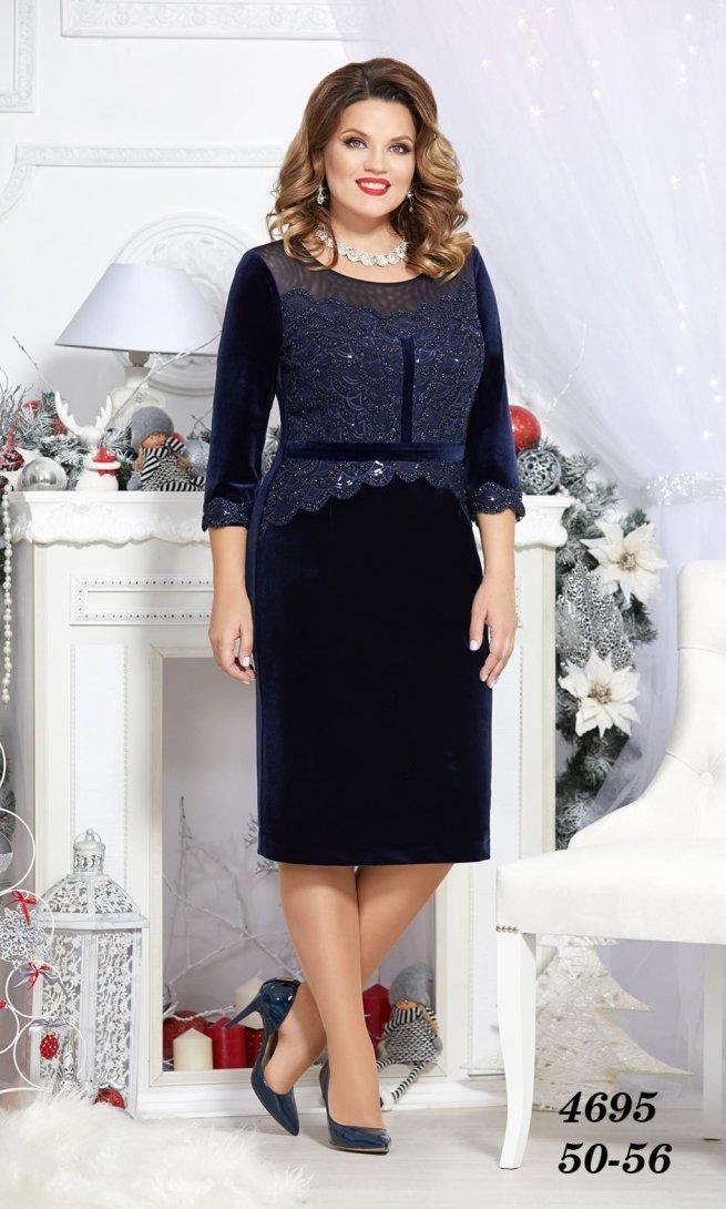 Платье Mira Fashion 4695
