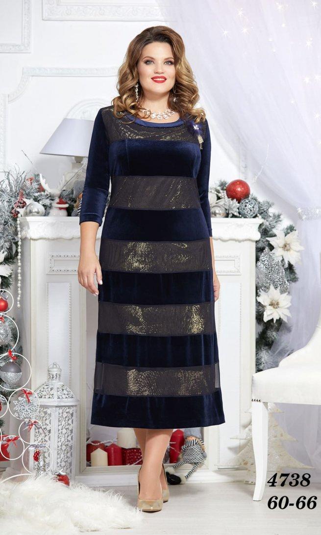 Платье Mira Fashion 4738