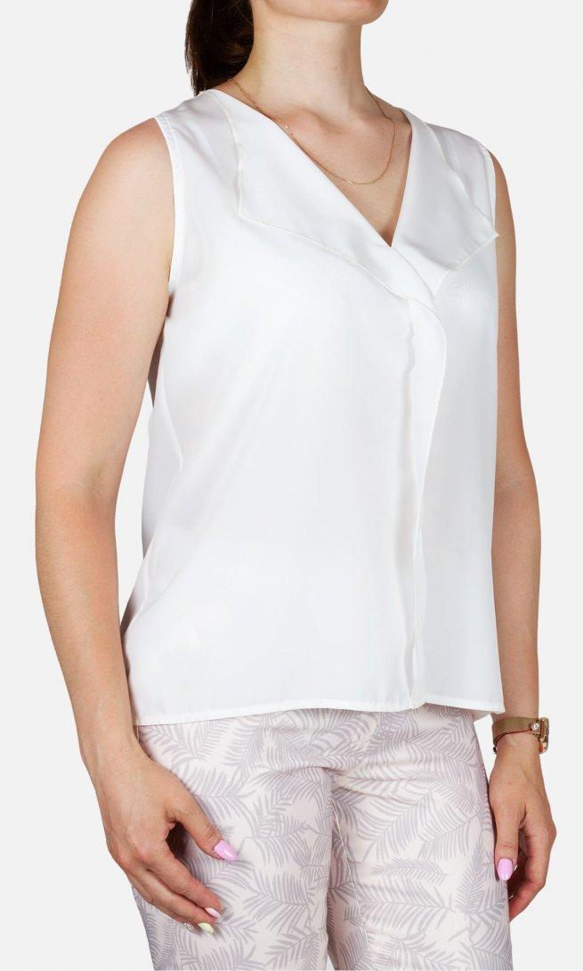 Блуза Mirolia 599 кремовый